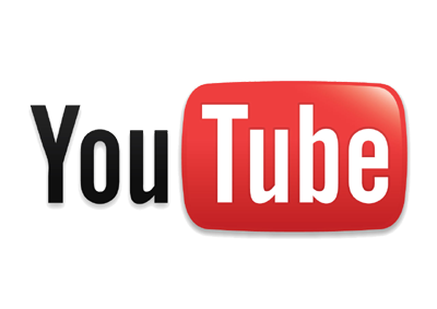 Youtube logo (Transparent)